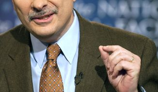 "On CBS' ""Face the Nation"" on Sunday, White House senior adviser David Axelrod questioned the need for a blanket stoppage of all home foreclosures. (AP Photo/CBS, Chris Usher)"