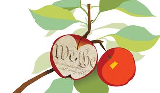 Illustration: Education by Linas Garsys for The Washington Times