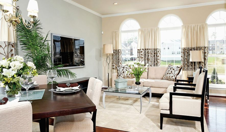 The Adams III model at the Villages at Peppermill has has 1,890 square feet and is priced from $269,990.