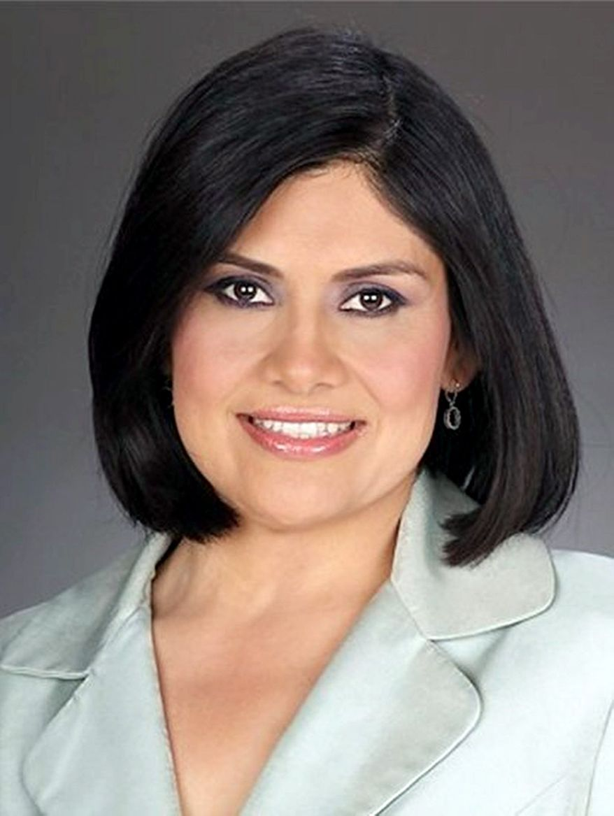 Ceci Iglesias (Courtesy of Ceciforcongress2010.com)