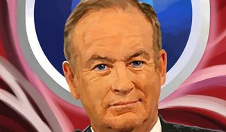 A comic book version of Fox News host Bill O'Reilly's life will be on newsstands in November. (Image courtesy of Bluewater Productions)