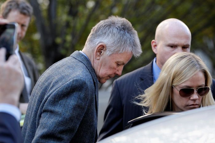 Former Rep. Gary A. Condit testified in D.C. Superior Court on Monday in the trial of Ingmar Guandique, the man charged with the murder of Chandra Levy. She was an intern with the federal Bureau of Prisons in 2001 before being attacked and killed in Rock Creek Park. (Associated Press)