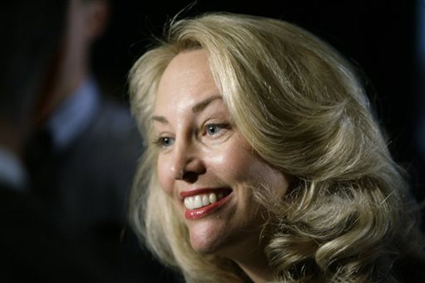 """FILE-  This file film publicity image released by Summit Entertainment shows Naomi Watts as Valerie Plame in a scene from """"Fair Game.""""  The movie is based on former CIA operative Valerie Plame's infamous 2003 outing.    (AP Photo/Summit Entertainment, Ken Regan, FILE)  NO SALES"""