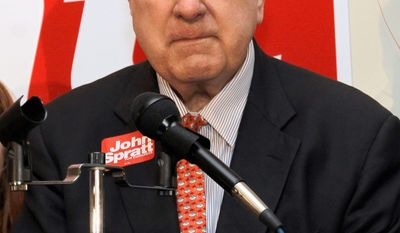 Rep. John M. Spratt Jr., the 14-term chairman of the House Budget Committee, lost in South Carolina. (Associated Press)