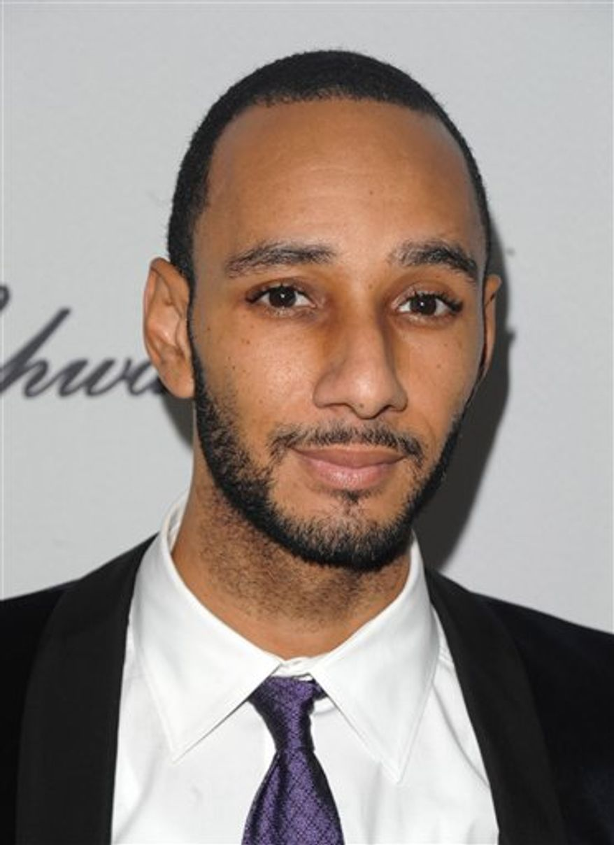 FILE - In this Oct. 20, 2009 file photo, Swizz Beatz attends the 2009 Angel Ball benefiting The Gabrielle's Angel Foundation for cancer research, in New York. Music producer and rapper Beatz has been named the first producer-in-residence at NYU's Clive Davis Department of Recorded Music at the Tisch School of the Arts, The Associated Press reports Friday, Nov. 5, 2010. (AP Photo/Peter Kramer, File)