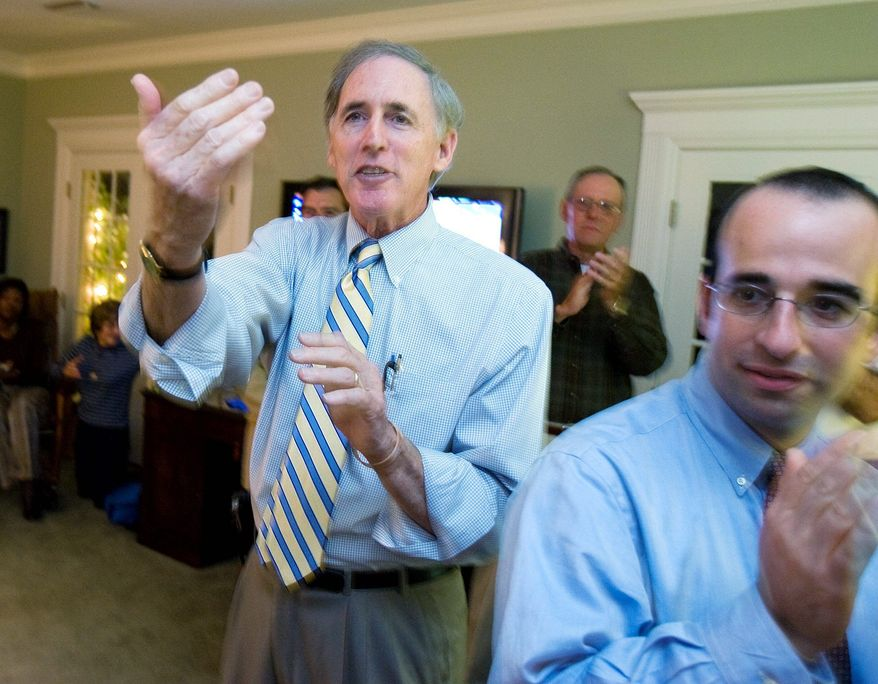Rep. Cliff Stearns of Florida (Associated Press)