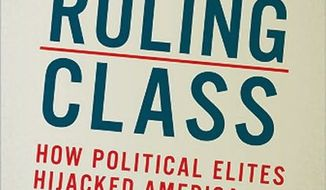 "Angelo M. Codevilla's book describes a majority ""Country Party"" of voters who ""want the Ruling Class off America's back."""