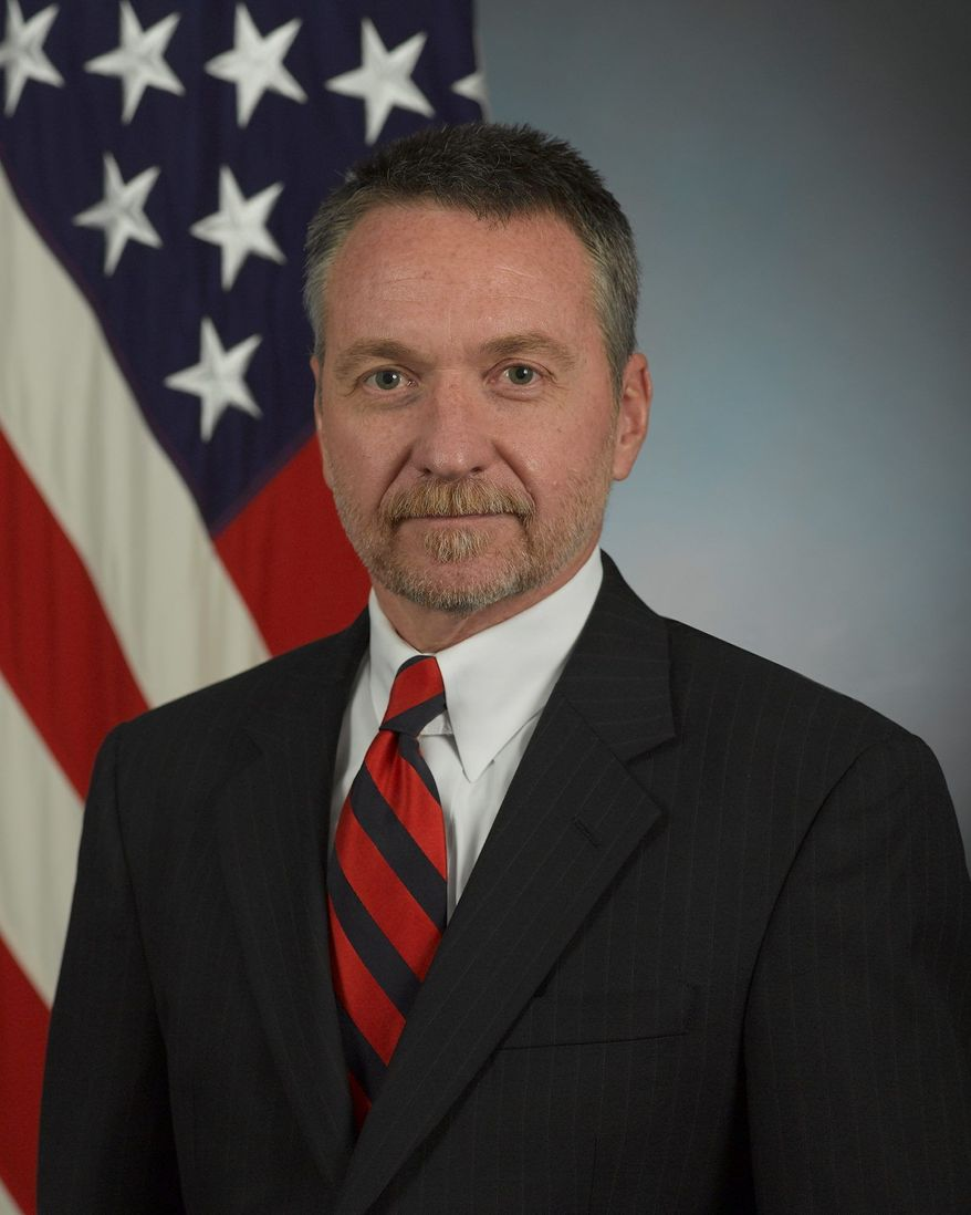 Thomas A. Ferguson is acting undersecretary of defense for intelligence (USDI) and a former Defense Intelligence Agency (DIA) space analyst.