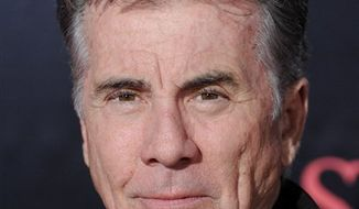 "FILE - In this Oct. 12, 2009 file photo, John Walsh, host of ""America's Most Wanted,"" attends the premiere of ""The Stepfather"" at the School of Visual Arts Theater in New York. (AP Photo/Evan Agostini, file)"