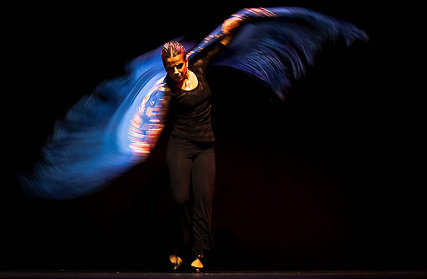 In this photo taken on Friday, Nov. 12, 2010, flamenco dancer Antonia Herrera performs at Palacio del Flamenco in Seville, Spain. Spain's flamenco dance is among 51 proposals to be considered for inclusion on two UNESCO intangible cultural heritage lists. The Paris-based U.N. organization said that Tuesday Nov. 16 meeting in Nairobi, Kenya, will determine which of the proposals make the final cut. Thirty-one countries on four continents fielded proposals.  (AP Photo/Miguel Angel Morenatti)