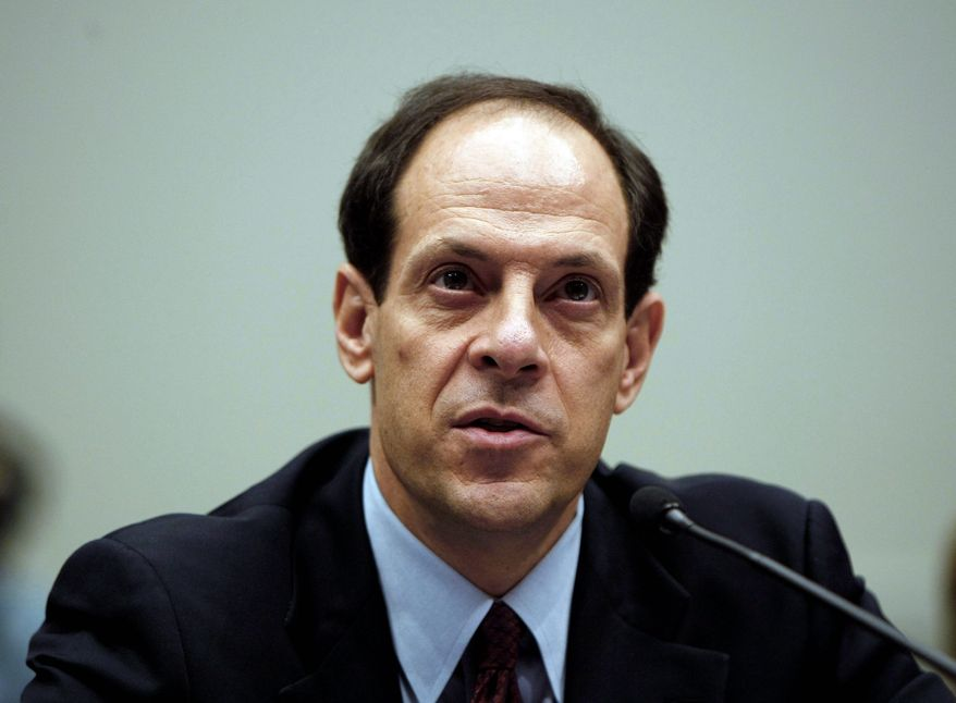 ASSOCIATED PRESS Department of Justice Inspector General Glenn A. Fine, seen in 2008, gained a reputation for independence while handling tough issues during the Clinton, George W. Bush and Obama administrations.