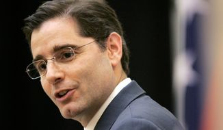 ASSOCIATED PRESS FCC Chairman Julius Genachowski outlined a plan to expand the federal government's power over the Internet.