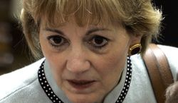 ** FILE ** Anne W. Patterson is a former U.S. ambassador to Pakistan. (AP Photo/Anjum Naveed, File)