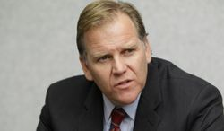 ** FILE ** Rep. Mike Rogers, Michigan Republican (Associated Press)