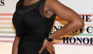 Jennifer Hudson (AP Photo/Jacquelyn Martin)