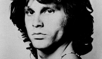 ** FILE ** James Morrison of The Doors in an undated file photo. (AP Photo, File)