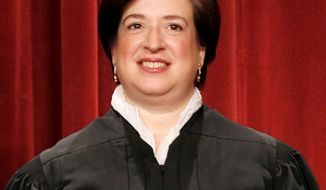 The Supreme Court's newest member, Justice Elena Kagan, is recusing herself from cases she handled as solicitor general. (Associated Press)