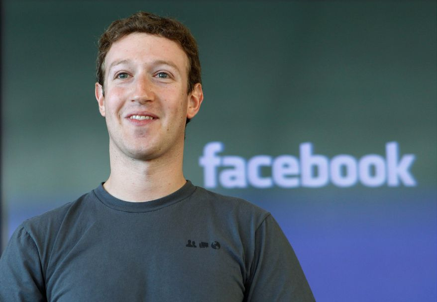 """ASSOCIATED PRESS Mark Zuckerberg, co-founder and CEO of Facebook,"""" called the Time selection """"a real honor."""" He's the youngest choice for the honor since the first one chosen, Charles Lindbergh in 1927."""