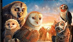 Warner Home Video's Legend of the Guardians: The Owls of Ga'Hoole arrives on Blu-ray December 17.