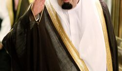 ASSOCIATED PRESS King Abdullah of Saudi Arabia is trying to move a mosque project away from ground zero in New York City.