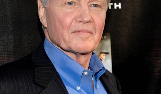 Conservative actor Jon Voight is an outspoken critic of President Obama's New START treaty. (AP Photo)