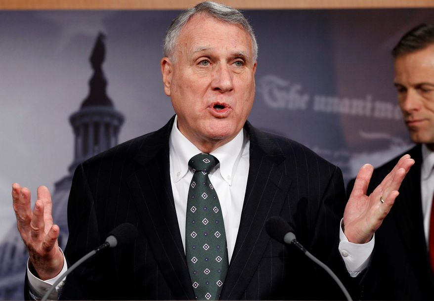 Sen. Jon Kyl, Arizona Republican, says ratification of the New START arms pact with Russia should wait till next year. (Associated Press)