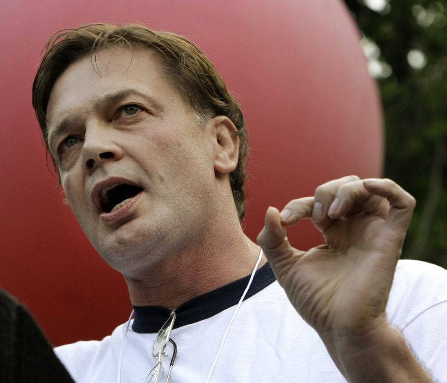 """""""This is a ruthless, pragmatic attempt to crush any investigation into valid vaccine concerns,"""" Dr. Andrew Wakefield said. (Associated Press)"""