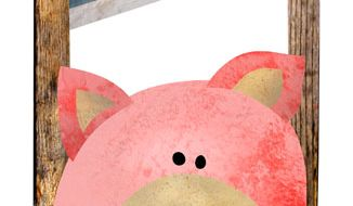 Illustration: Cutting pork by Greg Groesch for The Washington Times