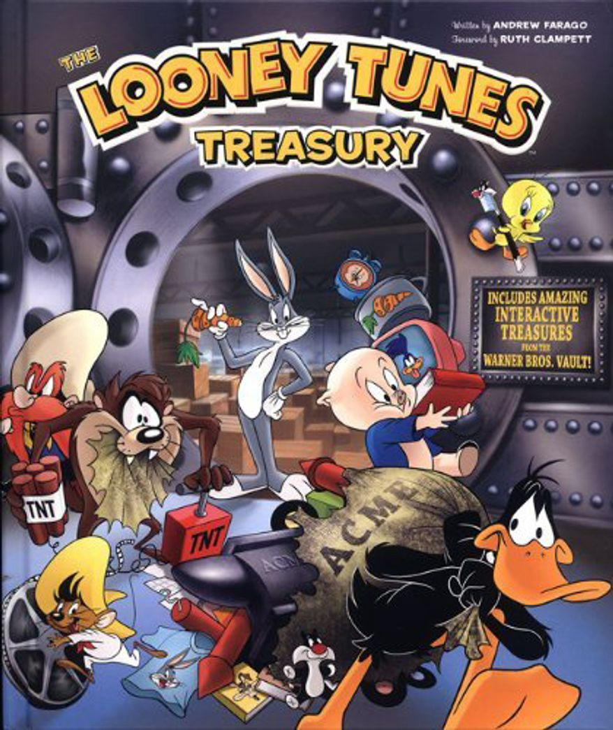 The Looney Tunes Treasury from Running Press