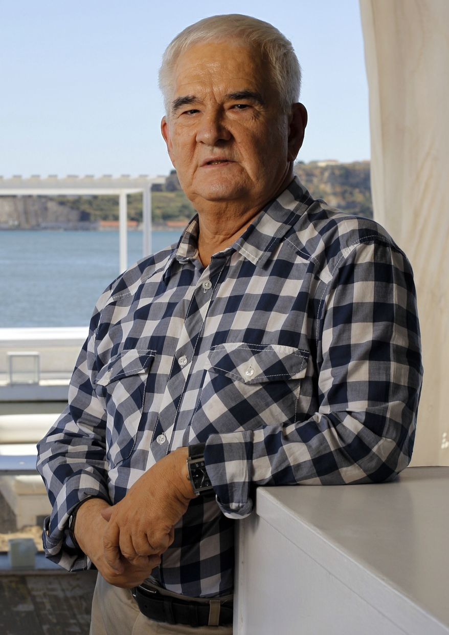 Carlos Castro poses in Lisbon in August 2010. On Friday night, Jan. 7, 2011, the 65-year-old Mr. Castro was found dead and castrated in his bloodied Manhattan hotel room. (AP Photo/Tiago Sousa Dias, Correio da Manha)