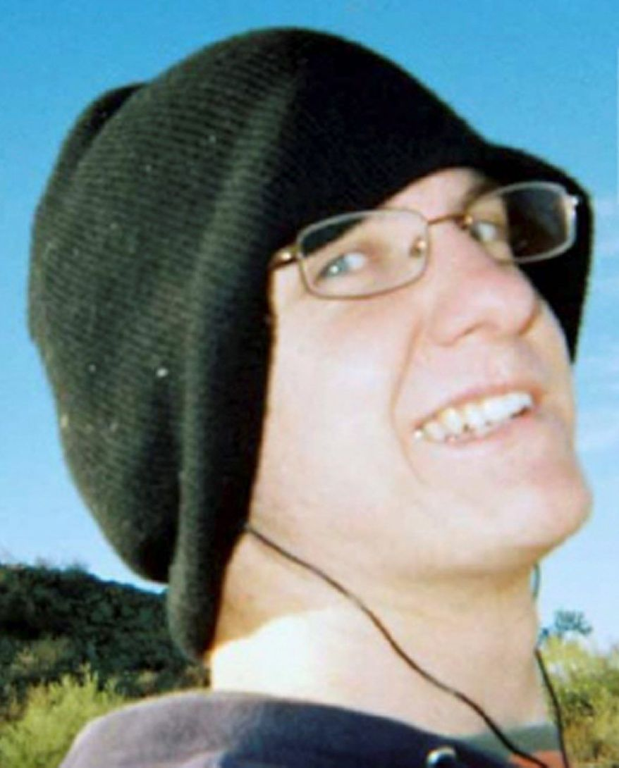 Jared Lee Loughner appears in an undated photo obtained from MySpace. (Associated Press)