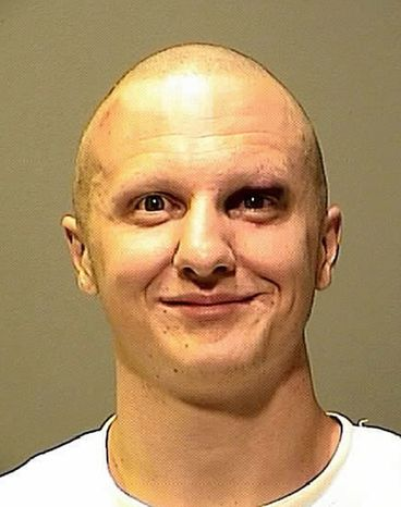 This undated photo released by the Pima County Sheriff's Office shows shooting suspect Jared Lee Loughner. (Associated Press/Pima County Sheriff's Department via the Arizona Republic)