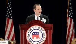 **FILE** Republican National Committee Chairman Reince Priebus (Associated Press)