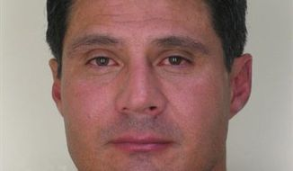 In this photo released by the Hillsborough County (Fla.) Sheriff's Dept. on Saturday, Jan. 15, 2011, former major league baseball player Ozzie Canseco is shown. Canseco, 46, was arrested on DUI charges early Saturday morning in Tampa, authorities said. He is being held on $500 bond. (AP Photo/Hillsborough County (Fla.) Sheriff's Dept.)