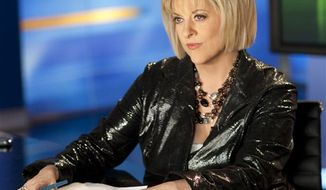 ** FILE ** This May 21, 2009, photo released by CNN, shows host Nancy Grace, in Atlanta.  (AP Photo/CNN, Mark Hill)