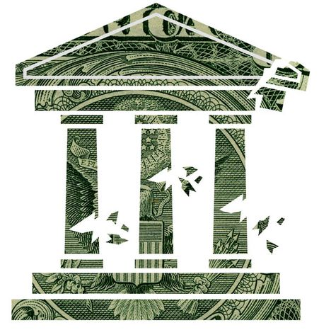 Illustration: Banks by Greg Groesch for The Washington Times