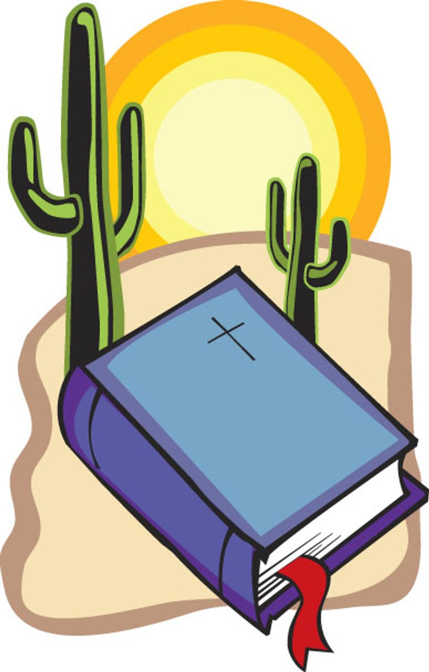 Illustration: Tucson service by Greg Groesch for The Washington Times