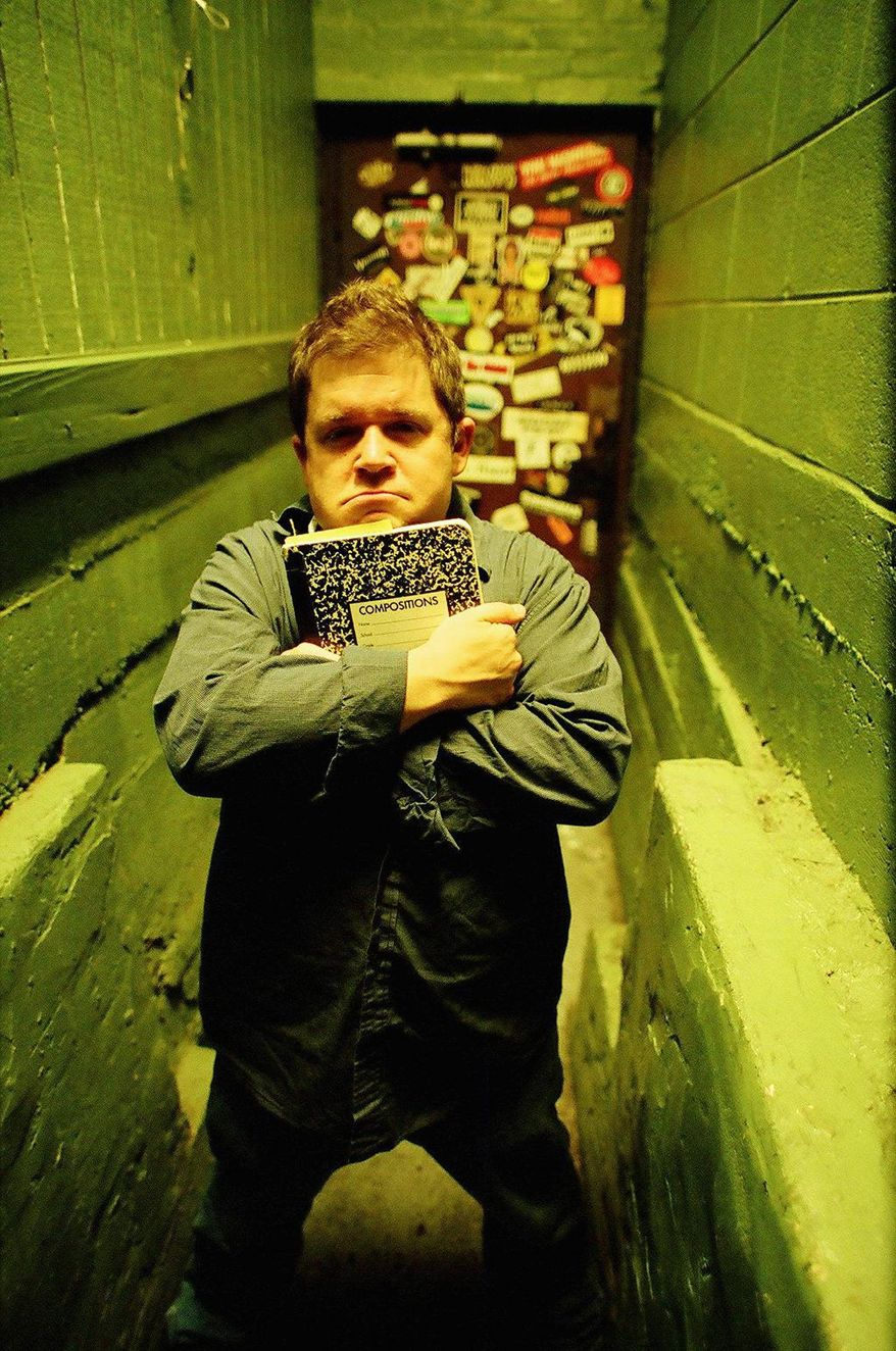 Patton Oswalt is a stand-up comedian, actor and writer.