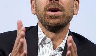 A French court on Friday, Jan. 21, 2011, convicted and fined Warner Music Group chairman and CEO Edgar Bronfman Jr. for insider trading. (AP Photo/Mark Lennihan, file)