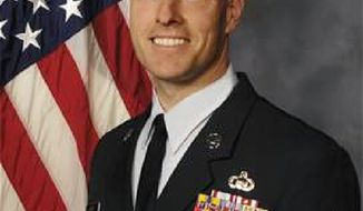** FILE ** Chief Master Sgt. William Gurney, shown in an undated photo provided by the U.S. Air Force through the Dayton Daily News, pleaded guilty on Monday to several charges including sexual misconduct. (AP Photo/U.S. Air Force via Dayton Daily News, File)