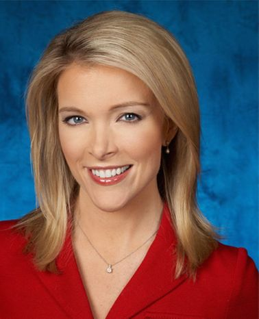 """One analyst cited Fox News Channel anchor Megyn Kelly in commenting on a study of the attractiveness of TV news """"anchorettes."""" (Fox News Channel)"""