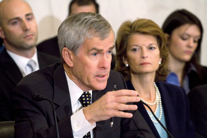 """Our on-again, off-again tax credits are no match for [overseas] competitors,"" Sen. Jeff Bingaman said. He also said that companies will relocate to places that are leading the way in alternative energy. (Associated Press)"