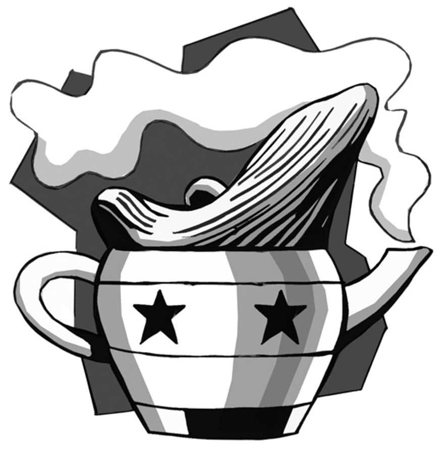 Illustration: Tea Party