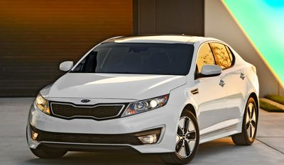 The 2011 Kia Optima will be the centerpiece of the Korean automaker's 2011 Super Bowl commercial.