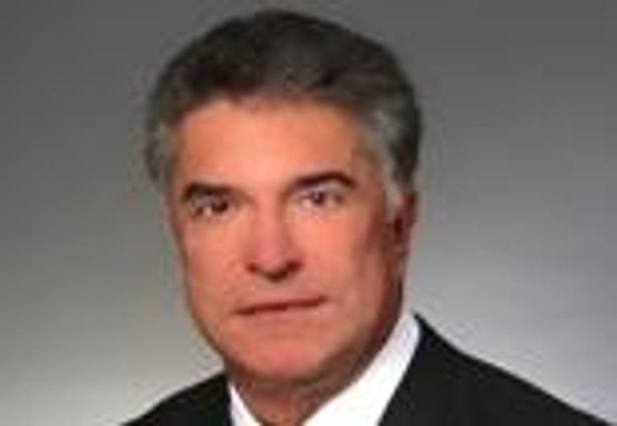 Alberto Cardenas won election Wednesday without opposition as the chairman of the American Conservative Union.