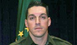 ** FILE ** U.S. Border Patrol agent Brian A. Terry was fatally shot north of the Arizona-Mexico border while trying to catch bandits who target illegal immigrants. (Associated Press)