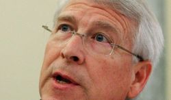 Sen. Roger Wicker, Mississippi Republican (Associated Press)