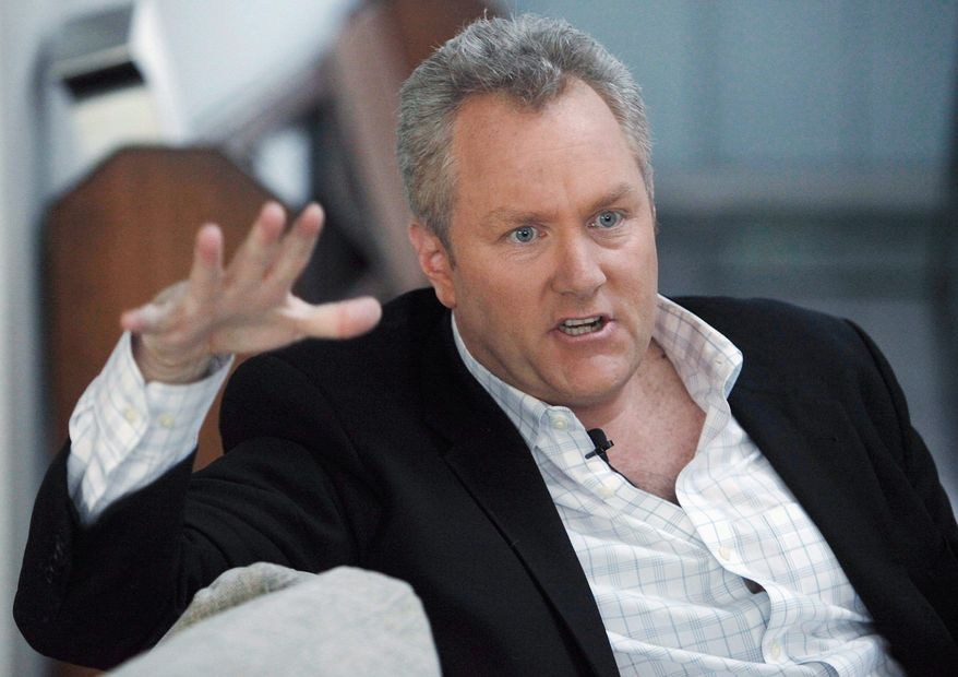 Conservative media icon Andrew Breitbart. (Associated Press) ** FILE **