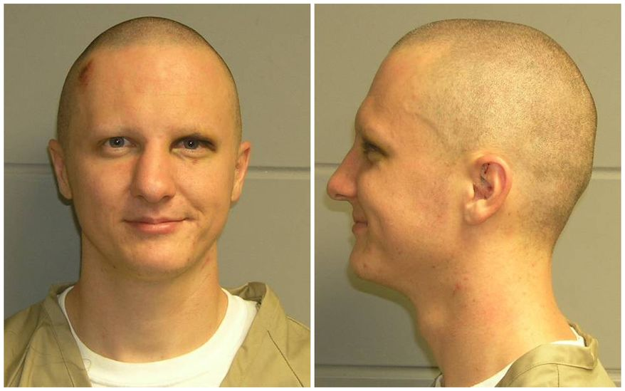 ** FILE ** These mug shots of Jared Lee Loughner were released on Tuesday, Feb. 22, 2011, by the U.S. Marshals Service. (AP Photo/U.S. Marshal's Office)