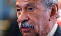 ** FILE ** Rep. John Conyers Jr., Michigan Democrat. (Associated Press)